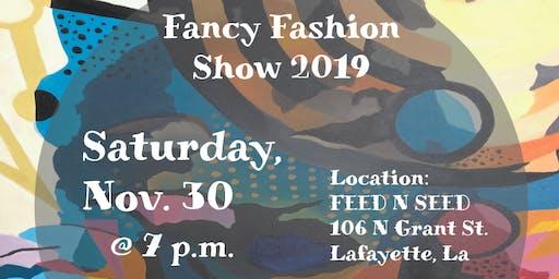 Fancy Birthday Show 2019