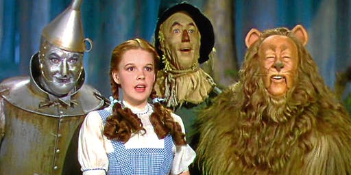 Wizard of Oz (1939) Film Screening: Dress-Up & Sing-Along