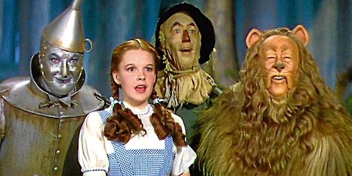 Wizard of Oz (1939) Film Screening: Dress-Up & Sing-Along
