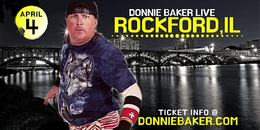 Donnie Baker Live in Rockford, IL