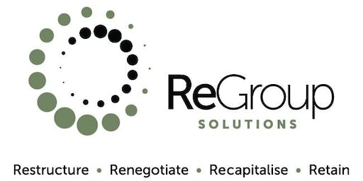 ReGroup Solutions Networking Drinks, Canapes & a Powerful Presentation