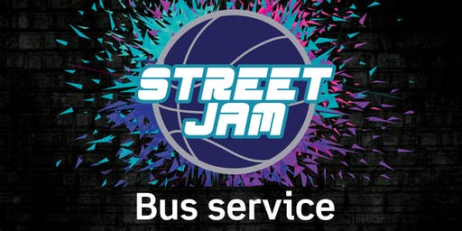 Street Jam Youth Festival Bus Tickets
