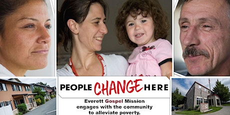 Meet the Mission:  Tour the Everett Gospel Mission tickets