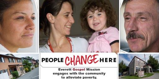 Meet the Mission:  Tour the Everett Gospel Mission