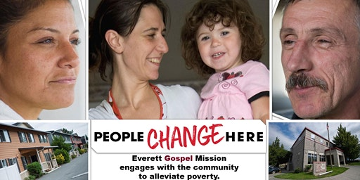 Meet the Mission:  Tour the Everett Gospel Mission