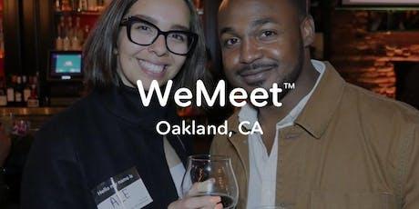 WeMeet Oakland Networking & Social Mixer tickets
