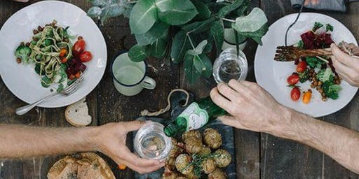 Foraged & Found - Waiheke Connect Xmas Dinner party
