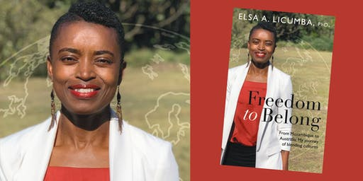 Book Launch: 'Freedom to Belong' by Elsa Licumba - Newcastle Library