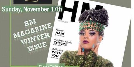 Hair N Motion Magazine Mixer tickets
