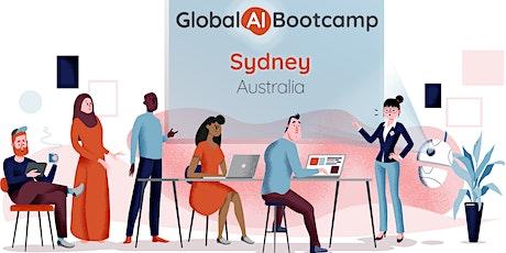 Global AI Bootcamp 2019 (Sydney) tickets