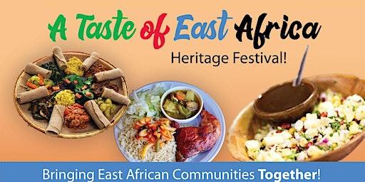 A Taste of East Africa Heritage Festival