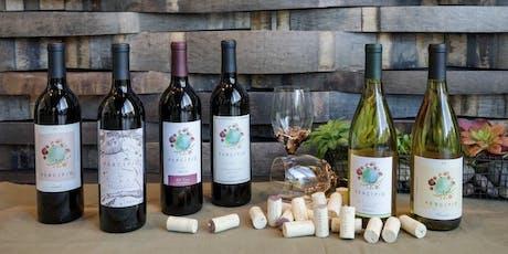 Holiday wine tasting with Seattle-native Michella Chiu and Percipio! tickets