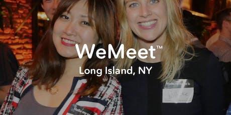 WeMeet Long Island Networking & Social Mixer tickets