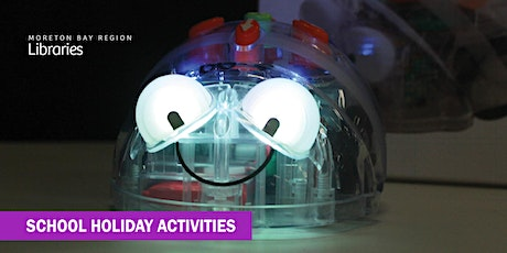 Blue Bots Challenge (5-8 years) - Burpengary Library tickets