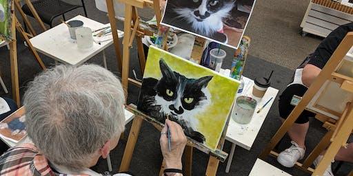 Paint Your Pet Sundays December