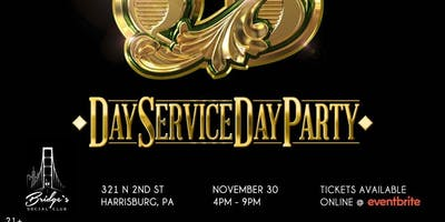 Day Service Day Party Presents: PART 3