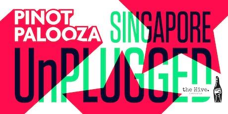 Pinot Palooza: Singapore 2019 tickets