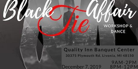 Black Tie Affair tickets