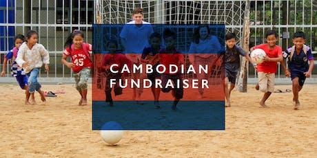 Woodleigh School Cambodia Fundraiser tickets