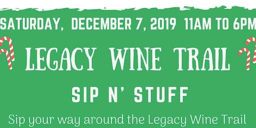 Legacy Wine Trail Sip N' Stuff