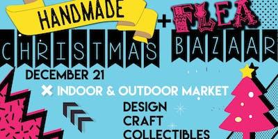 Handmade [+ Flea] Christmas Bazaar
