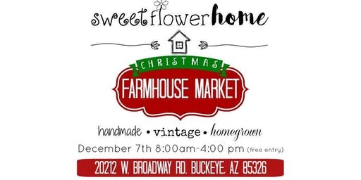 Christmas Farmhouse Market