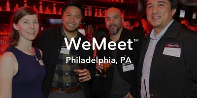 WeMeet Philadelphia Networking & Social Mixer