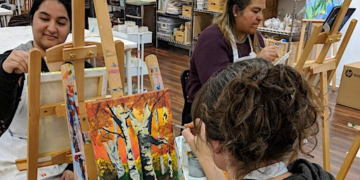 Paint & Sip Saturday December 14th or 28th
