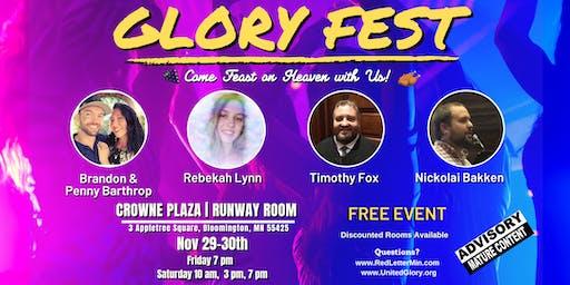 Glory Fest 2019