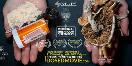 DOSED Documentary + Q&A - One Show Only at The Plaza Theatre! tickets