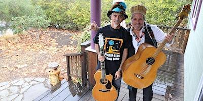 Family Fun! Banana Slug String Band Duet - January 26, 2020