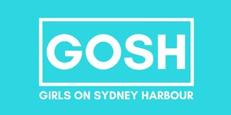 GOSH tickets