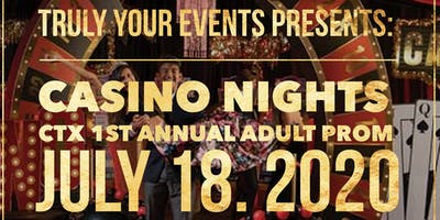 Casino Nights: ***** Prom
