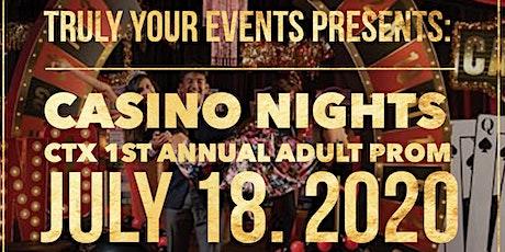 Casino Nights: Adult Prom tickets