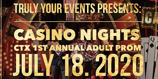 Casino Nights: Adult Prom