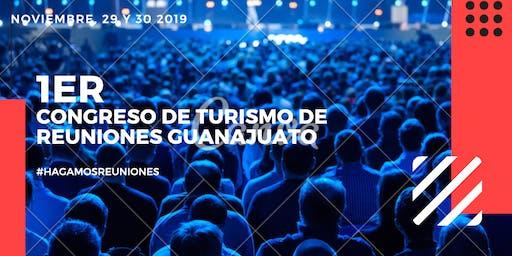 1er Congreso de Turismo de Reuniones Guanajuato