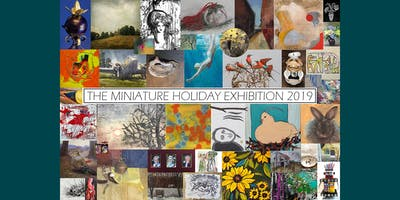 Miniature Holiday Exhibition Opening Reception