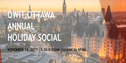 The OWIT-Ottawa Holiday Social