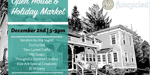 Repurposed Idea House Open House and Holiday Market