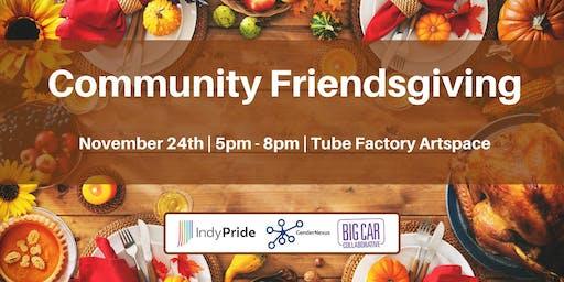 Community Friendsgiving
