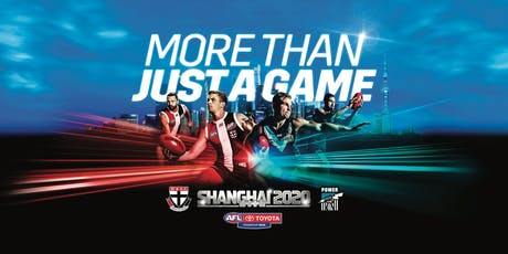 Shanghai 2020 Information Session - 6pm, Wednesday 27th November  tickets