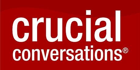 Crucial Conversations Training - Brisbane tickets