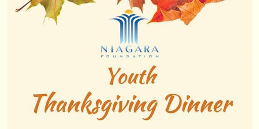 Youth Thanksgiving Dinner