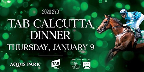 2020 2YO TAB Calcutta Dinner tickets