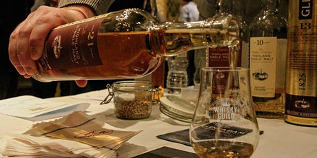 NJ Whisky Classic: Scotch & Whiskey Tasting - POSTPONED tickets
