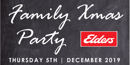 2019 Elders Family Xmas Party