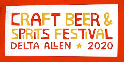 Delta Allen Craft Beer & Spirits Festival