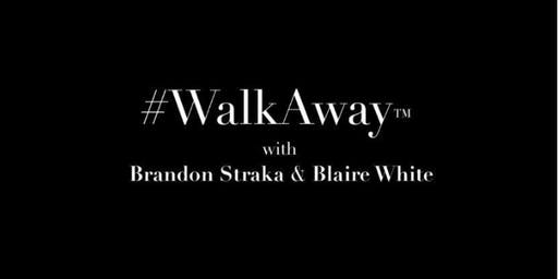 #WalkAway at Chico State with Brandon Straka and Blaire White