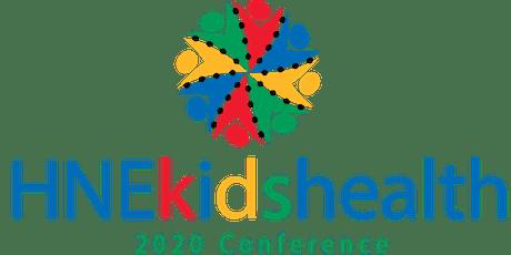 HNEkidshealth Conference 2020 tickets