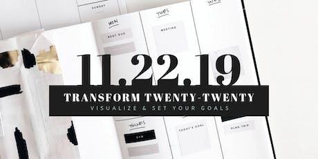 TRANSFORM twenty - twenty tickets